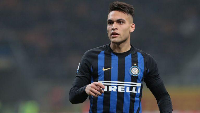 Martínez es el goleador del Inter de Milán