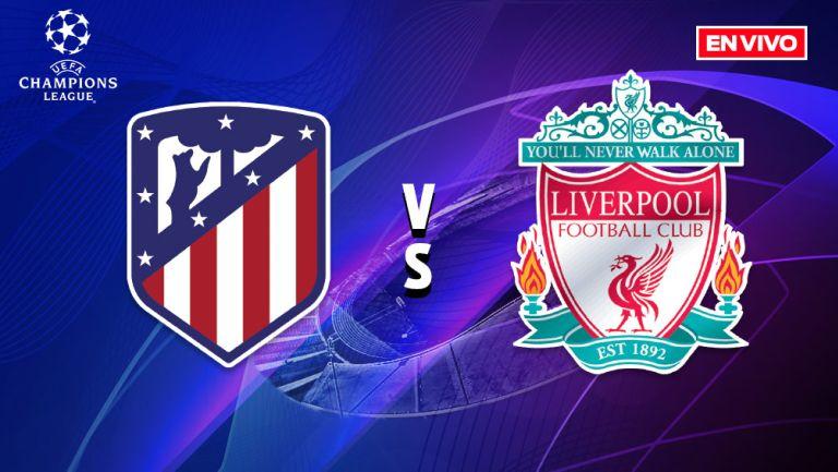 EN VIVO Y EN DIRECTO: Atlético de Madrid vs Liverpool