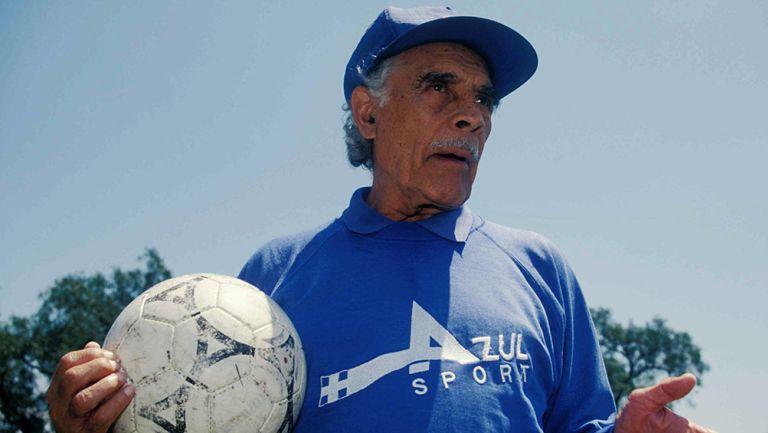 Nacho Trelles es una gran leyenda del futbol mexicano