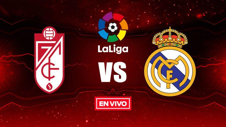 EN VIVO Y EN DIRECTO: Granada vs Real Madrid