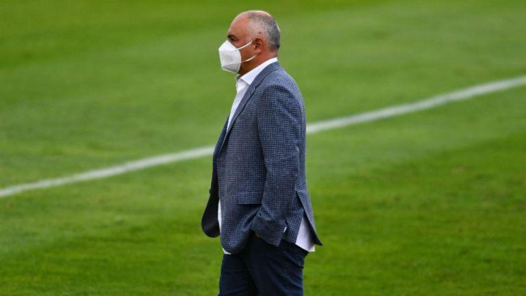 Atlético de San Luis: Memo Vázquez, insatisfecho con funcionamiento