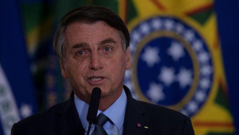 Bolsonaro: Quedarse en casa por la pandemia