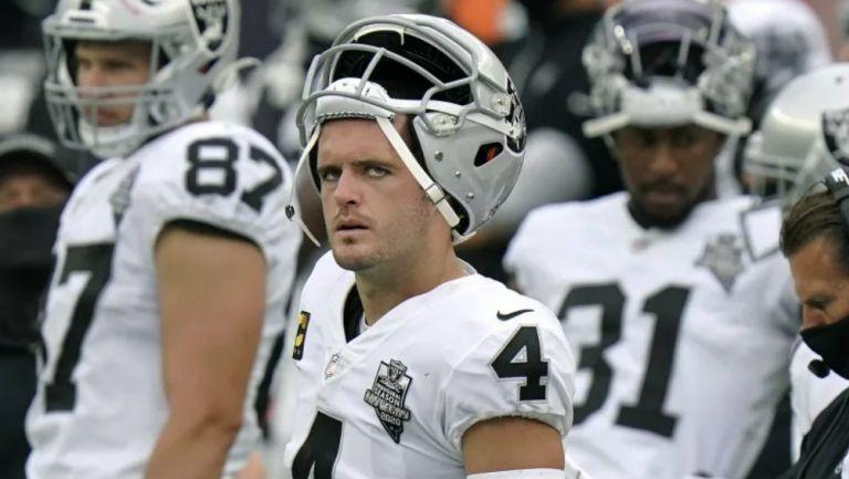 NFL: Raiders investiga por qué sus jugadores no portaron cubrebocas en evento de caridad
