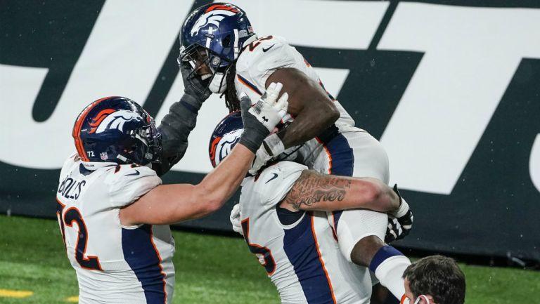 NFL: Broncos derrotó a los Jets en el debut del quarterback Brett Rypien