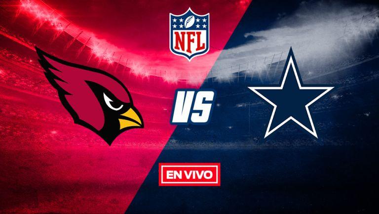 EN VIVO Y EN DIRECTO:  Cardinals vs Cowboys 2020 S6