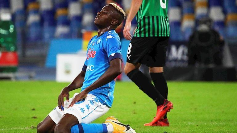 Napoli no pudo con el Sassuolo