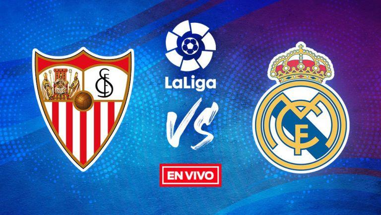 EN VIVO Y EN DIRECTO: Sevilla vs Real Madrid