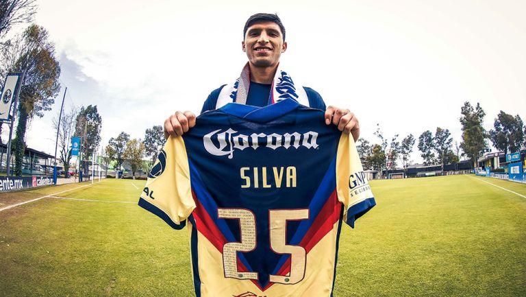 América: Jordan Silva ya reportó en el Nido de Coapa