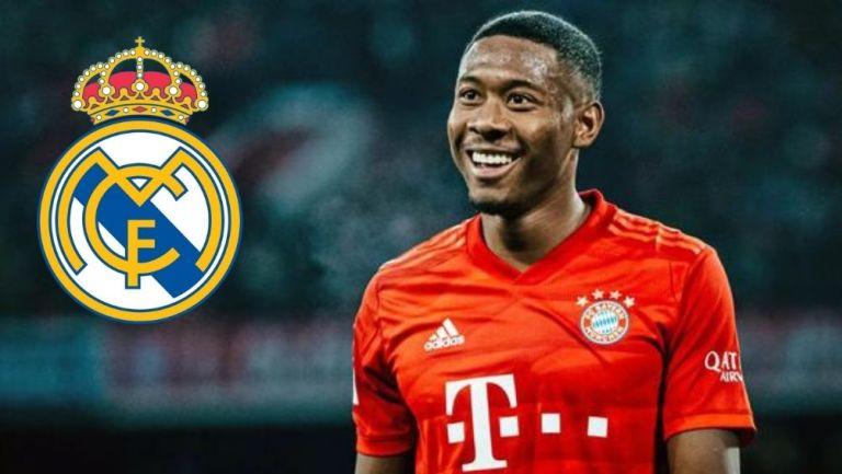 Real Madrid amarró el fichaje de Alaba