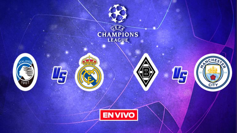 EN VIVO Y EN DIRECTO: Atalanta vs Real Madrid