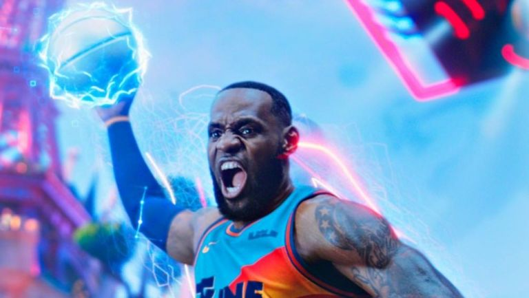 LeBron James protagonizará la secuela de Space Jam