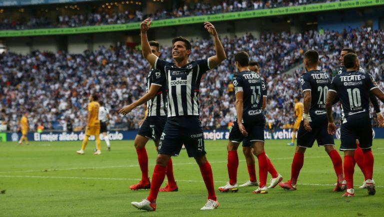 Clásico Regio: Monterrey se apoderó de la ciudad al vencer a Tigres