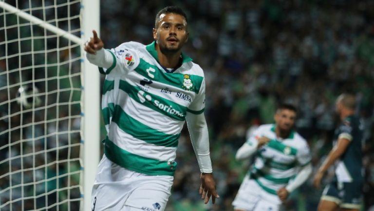 Liga MX: Santos rescató de último minuto el empate ante Puebla