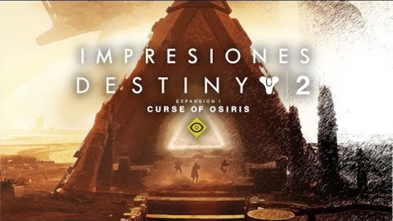 Embedded thumbnail for 3GB dan sus impresiones de Destiny 2: Curse of Osiris