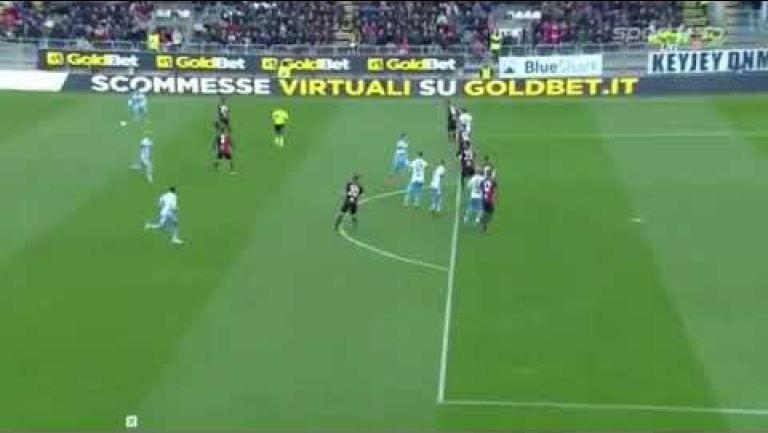 Embedded thumbnail for Immobile paraliza Italia con gol de otro planeta