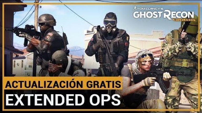 Embedded thumbnail for Ghost Recon Wildlands se actualiza con Extended Ops