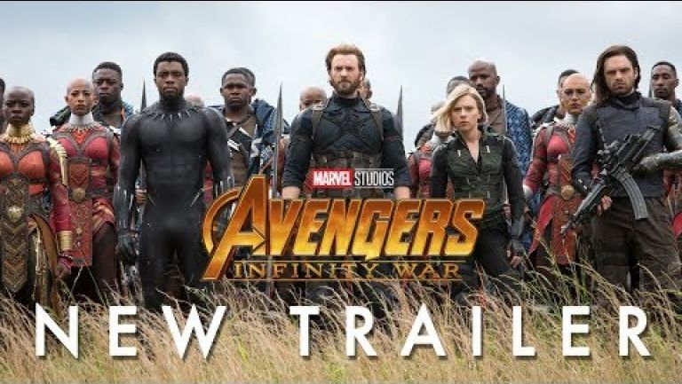 Embedded thumbnail for 'Avengers: Infinity War' lanza emocionante nuevo trailer