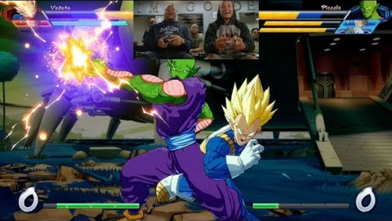 Embedded thumbnail for Jugadores de Green Bay se avientan retas de Dragon Ball FighterZ