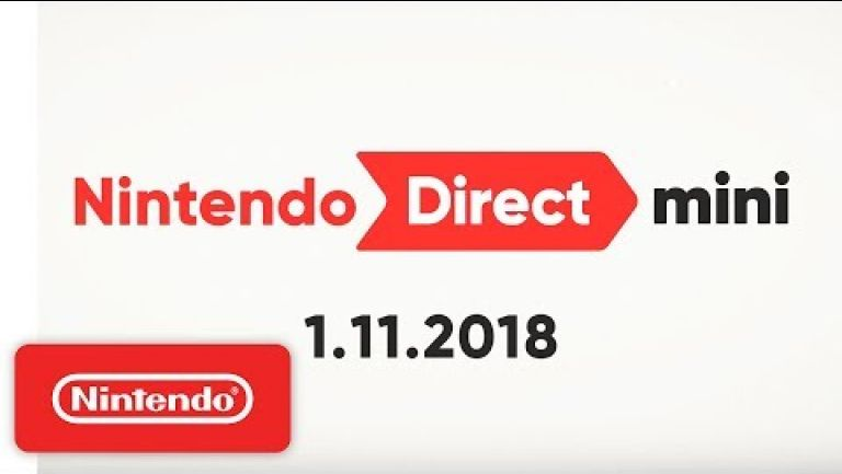 Embedded thumbnail for Checa las novedades que la Gran N anunció en Nintendo Direct Mini