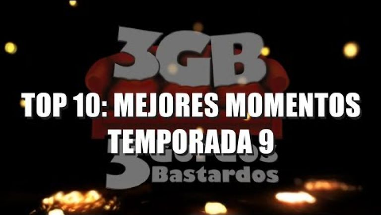 Embedded thumbnail for 3GB nos muestran sus mejores momentos de 2017