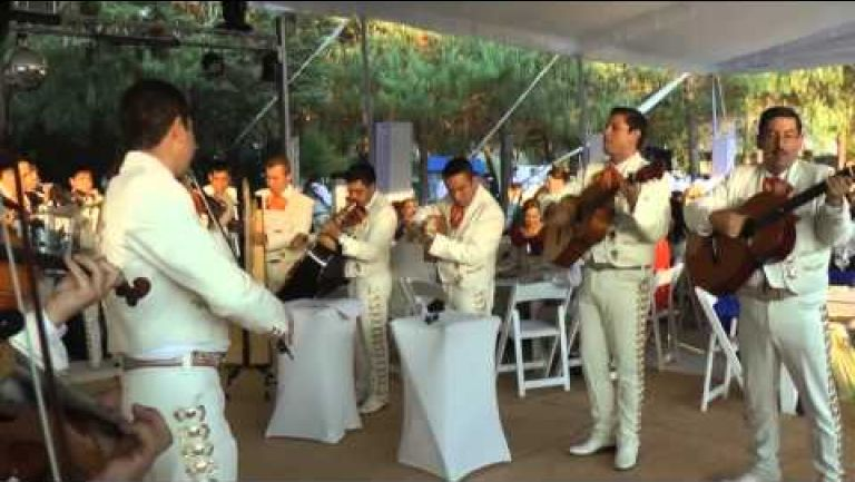 Embedded thumbnail for Mariachi se luce al interpretar tema de Mario Bros